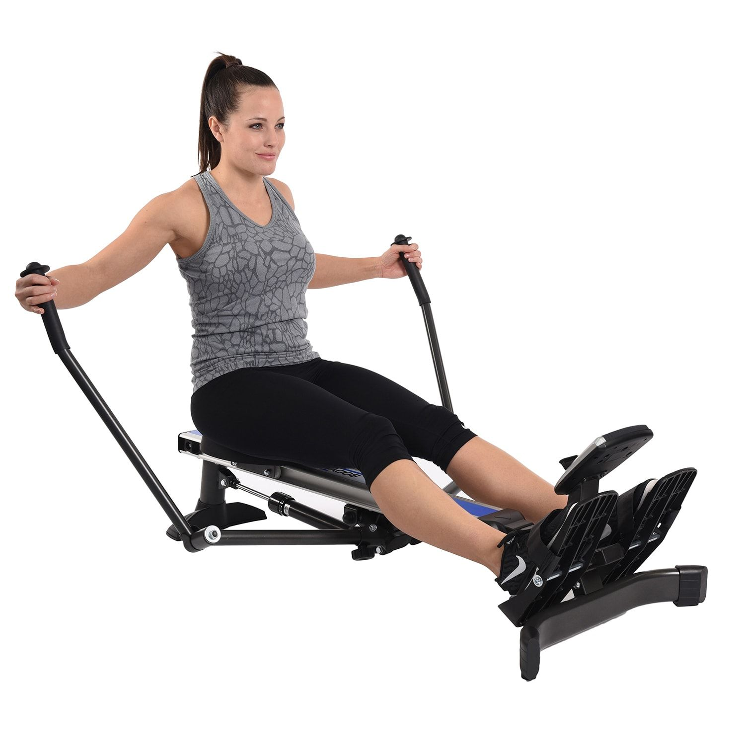 Stamina Bodytrac Glider 1060 Rower No Equipment Workout Home Workout Equipment Rowing