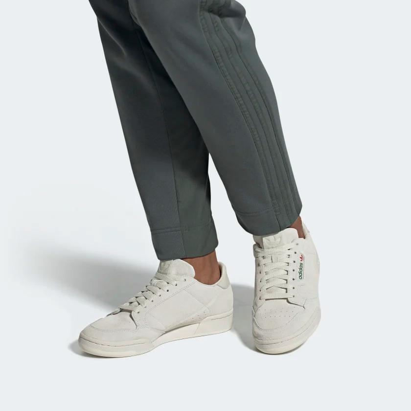adidas continental 80 white sale