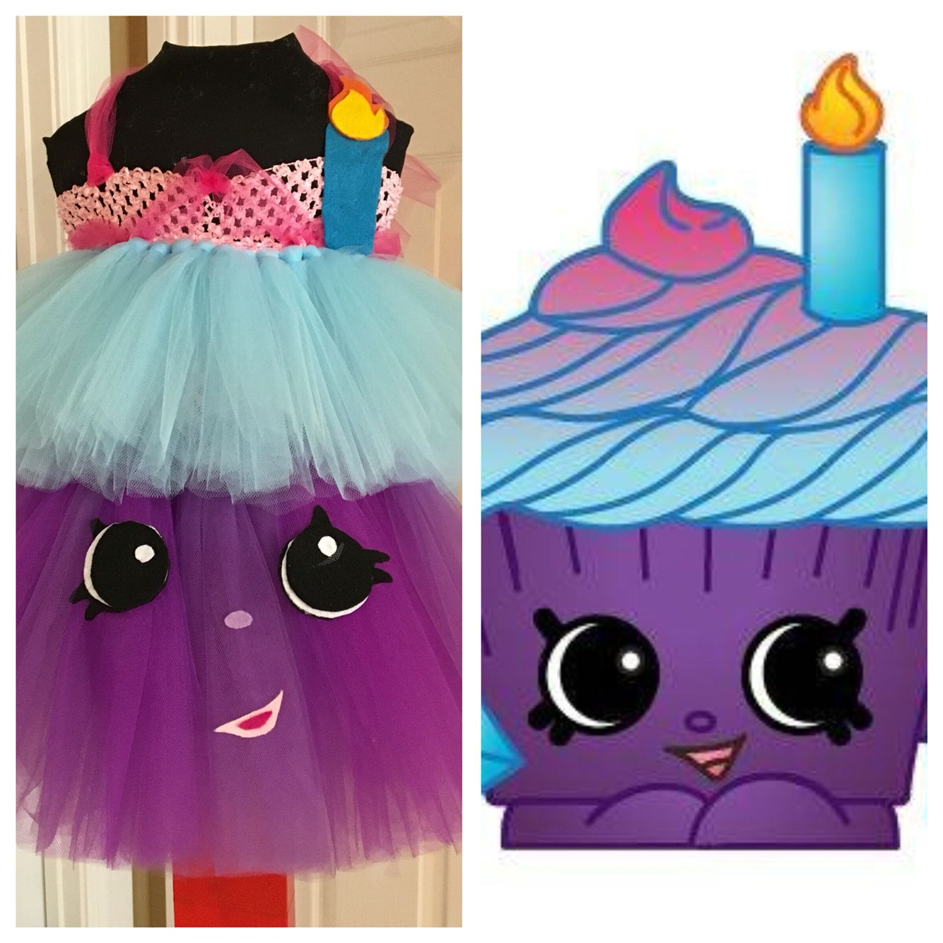 Another Shopkins tutu dress. | Mia\'s Birthday Ideas | Pinterest ...