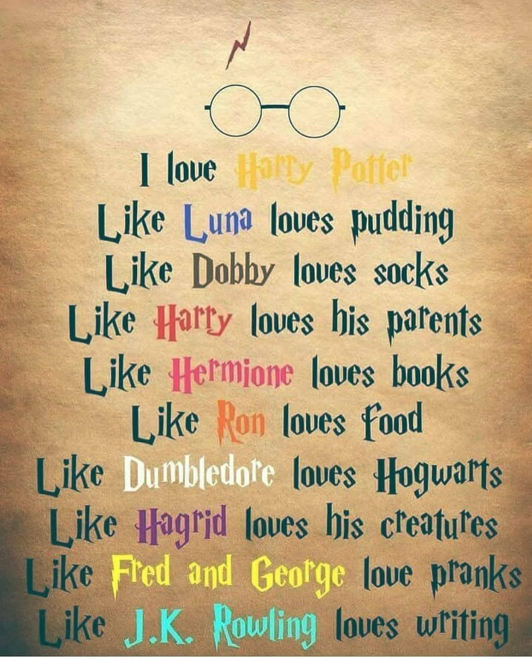 Harry Potter On Instagram Yess Tag A Potterhead Follow Hogwarthing For More Harry Potter Esprileri Harry Potter Fanlari Harry Potter Capsleri