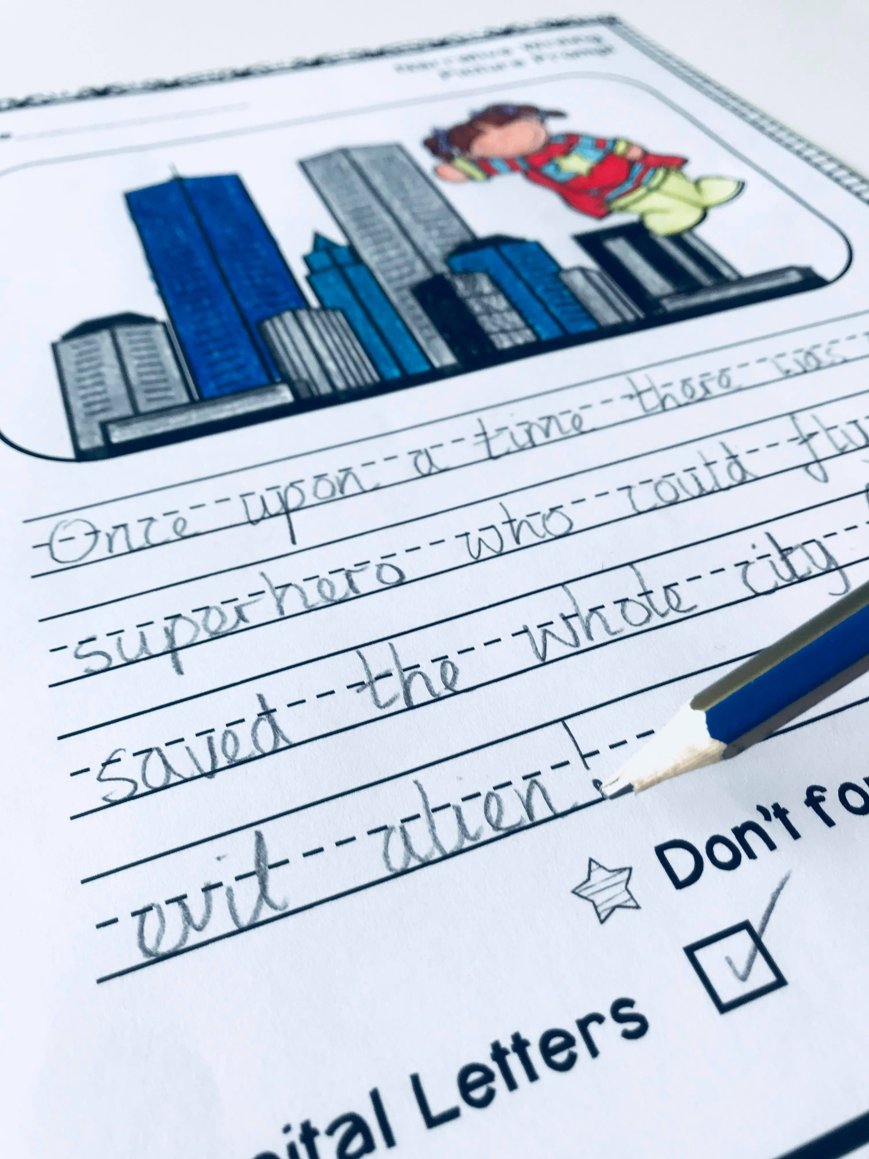 Narrative Writing Picture Prompts Worksheets With Images