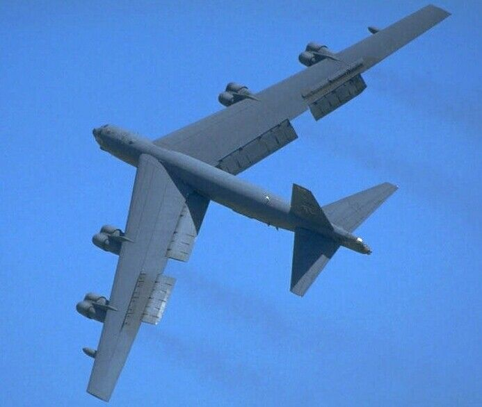 Boeing B 52 Stratofortress Of The U S Air Force History: Boeing B-52H Stratofortress - USA - Air Force