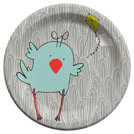 Cheeky® Kids Light Blue Chick with Gray Paper Plates - 9\  (30 count  sc 1 st  Pinterest & Cheeky® Kids Light Blue Chick with Gray Paper Plates - 9\