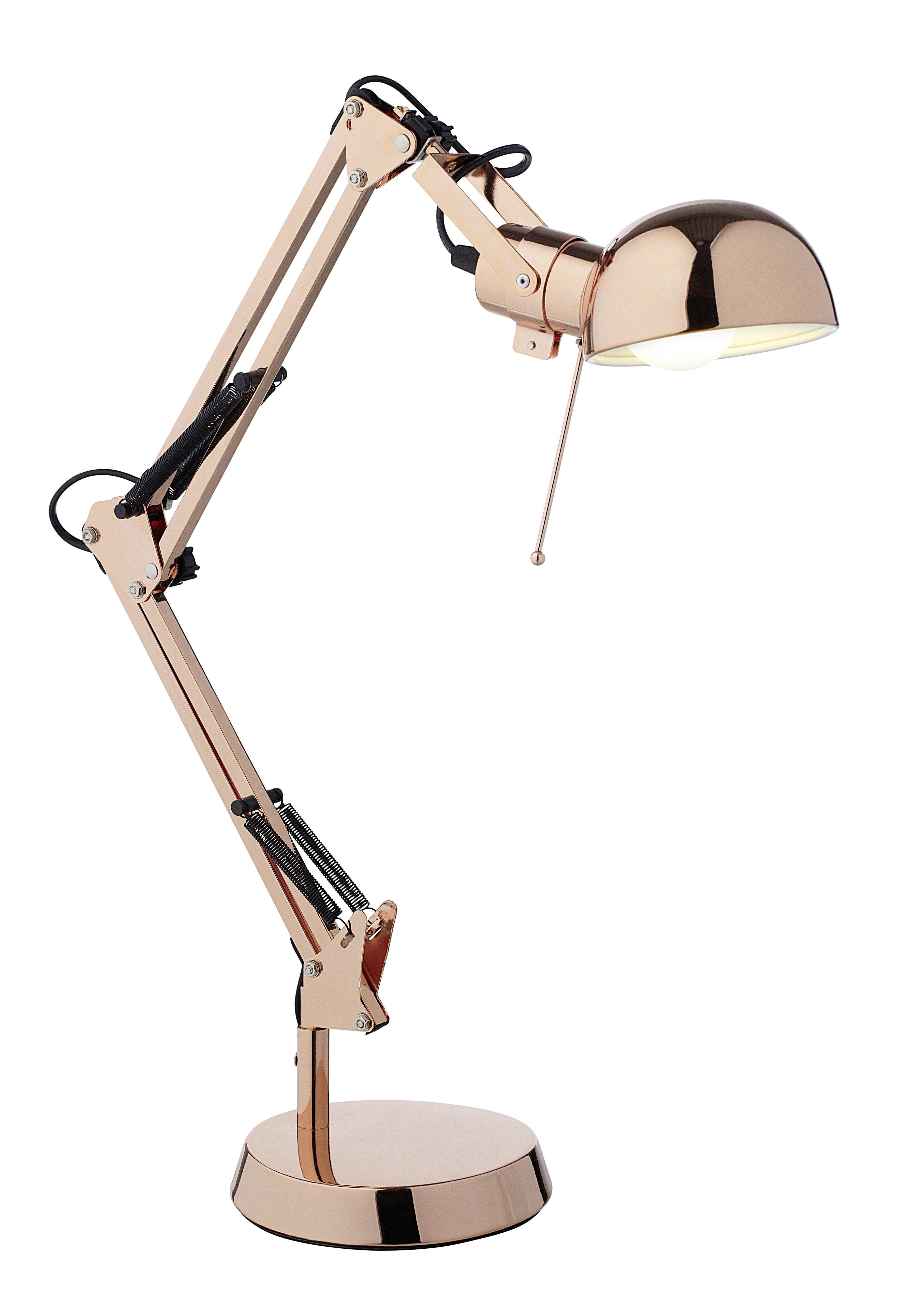 Lampe De Bureau Colours Tutti Cuivre Lampe De Bureau Deco Cuivre Lamp