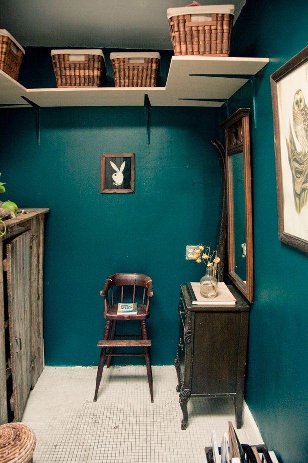Bleu Canard Nuancier Bleu Idee Deco Salle De Bain Deco Bleu Canard