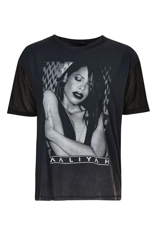 9629ed838d23 Aaliyah Mesh T-Shirt by And Finally | shopping list 2 | Mesh t shirt ...