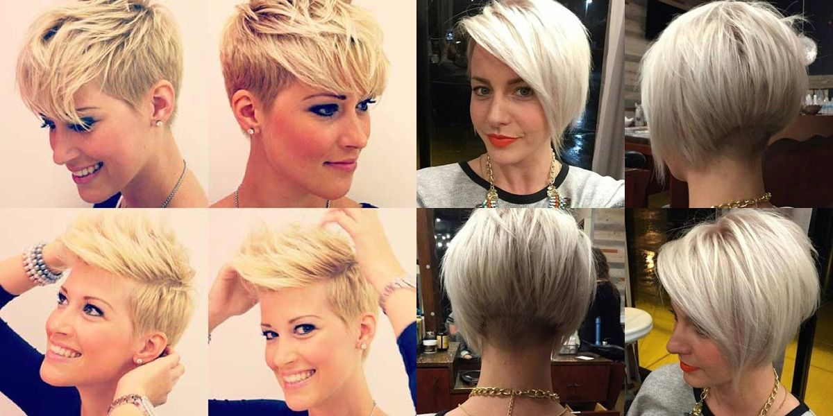 30 tagli di capelli corti