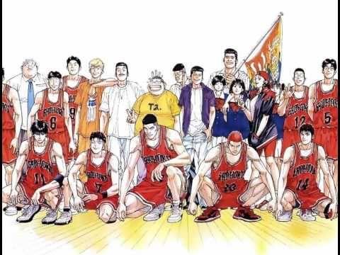 """「世界が終わるまでは」SLAMDUNK """"Shohoku vs Sannoh"""" 激鬥!湘北vs山王   スラムダンク ..."""