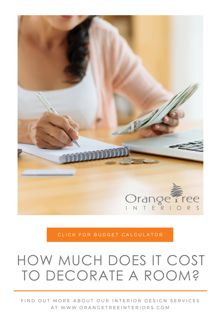 How Much Does It Cost To Decorate A Room?
