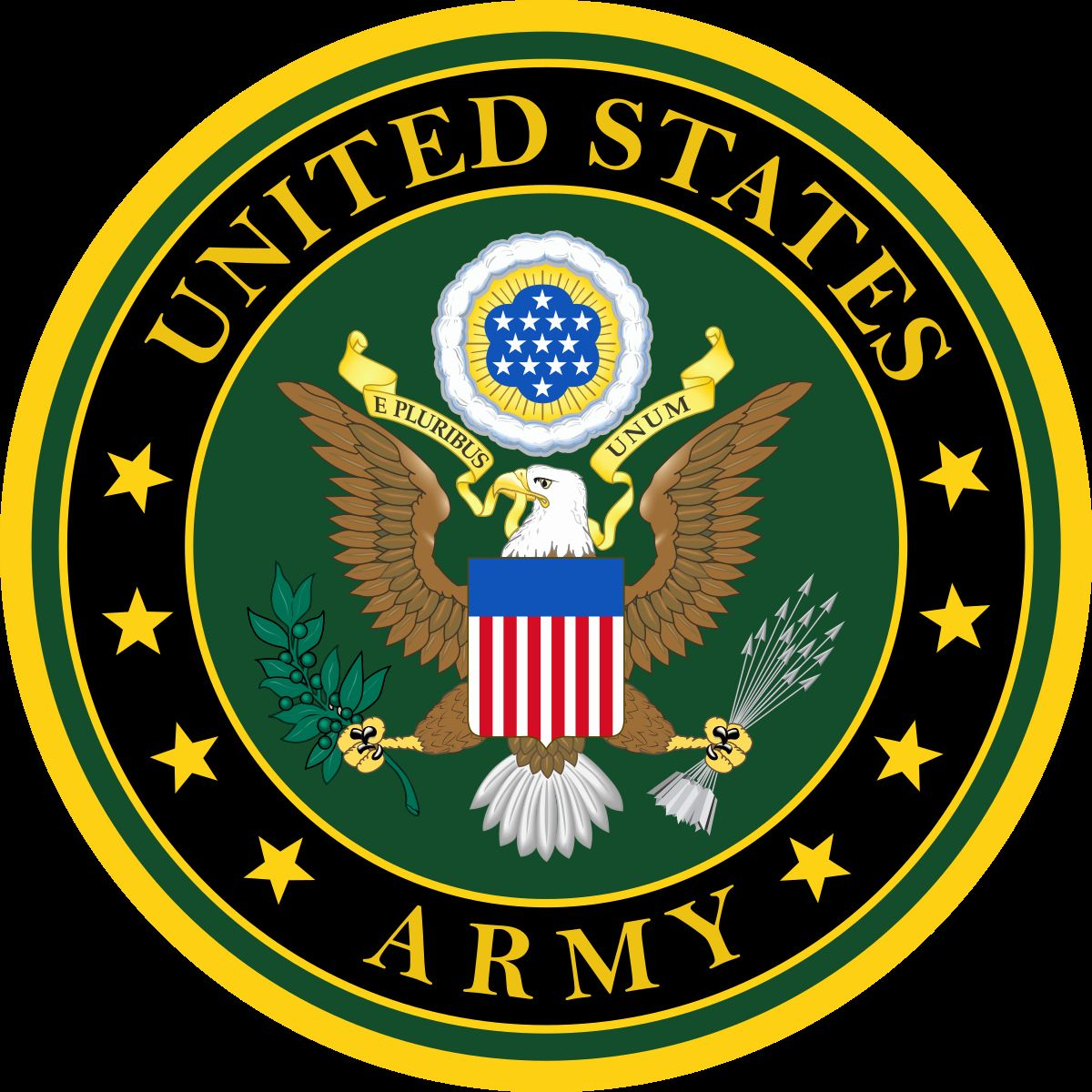 Military Emblems Coloring Pages Awesome United States Army
