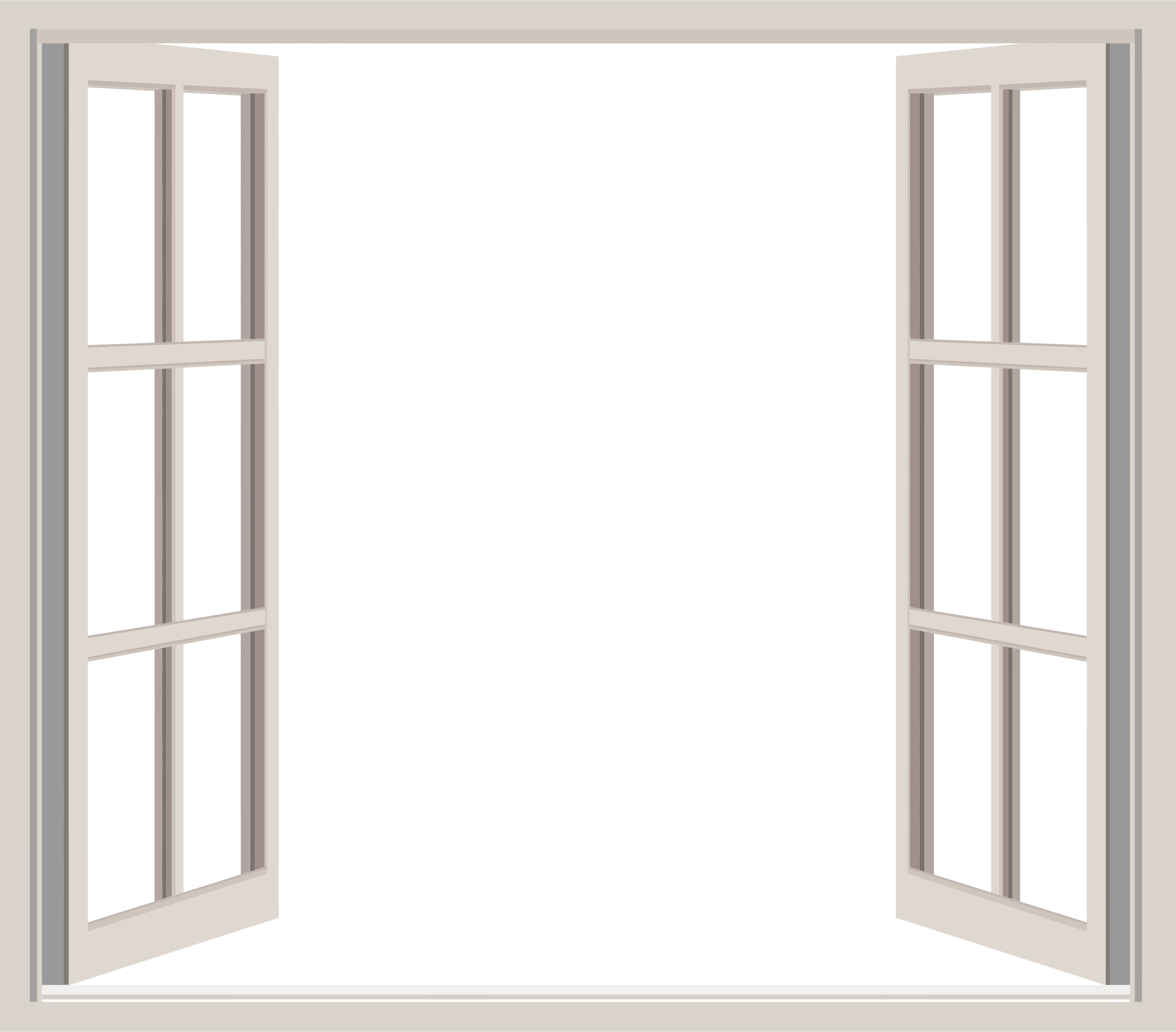 white Opened window PNG Image Bathroom smells, Window frame