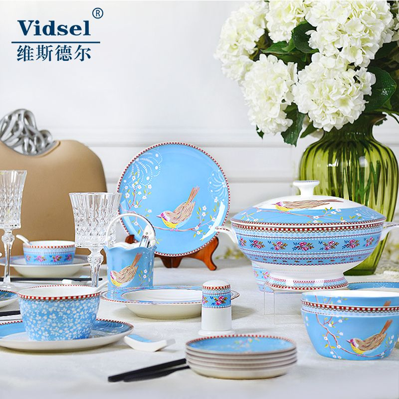 Porcelain Tableware Wholesale Ceramic Tableware View Tableware Gaofeng Product Details From Hunan Gaofeng Ceramic Manufacturing Co Lt Tableware Ceramic Tableware Dinnerware Sets