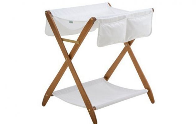 7 Change Table Alternatives That Are Anything But Ordinary The Baby Post Folding Changing Table Foldable Changing Table Portable Changing Table