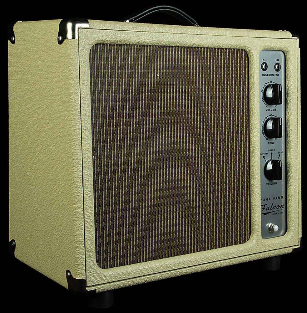 Tone King Falcon x Tube Combo Cream ToneKing Tones