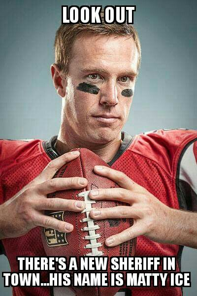 Mvp Go Falcons Atlanta Falcons Football Atlanta Falcons Atlanta Falcons Memes