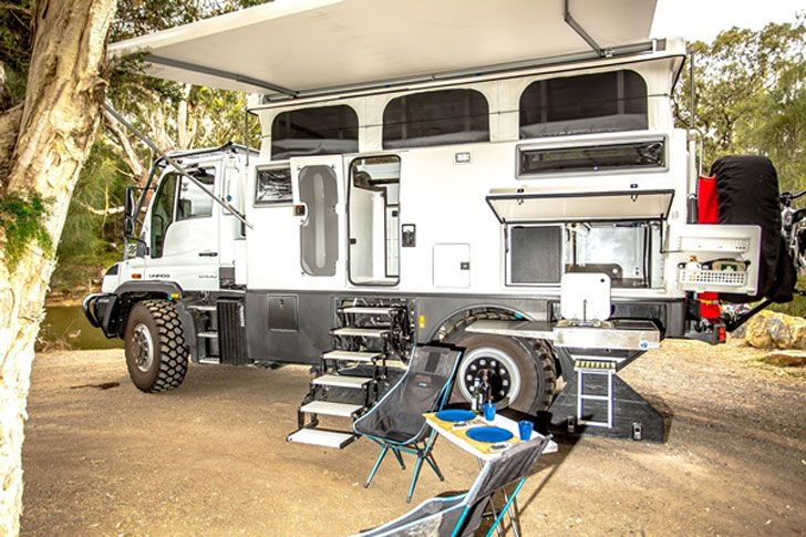 Earthcruiser Explorer Xpr440 Expedition Vehicle Expedition