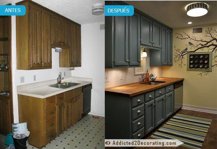 Famoso Cocina Baldosa Pintar Reino Unido Foto - Ideas de Decoración ...