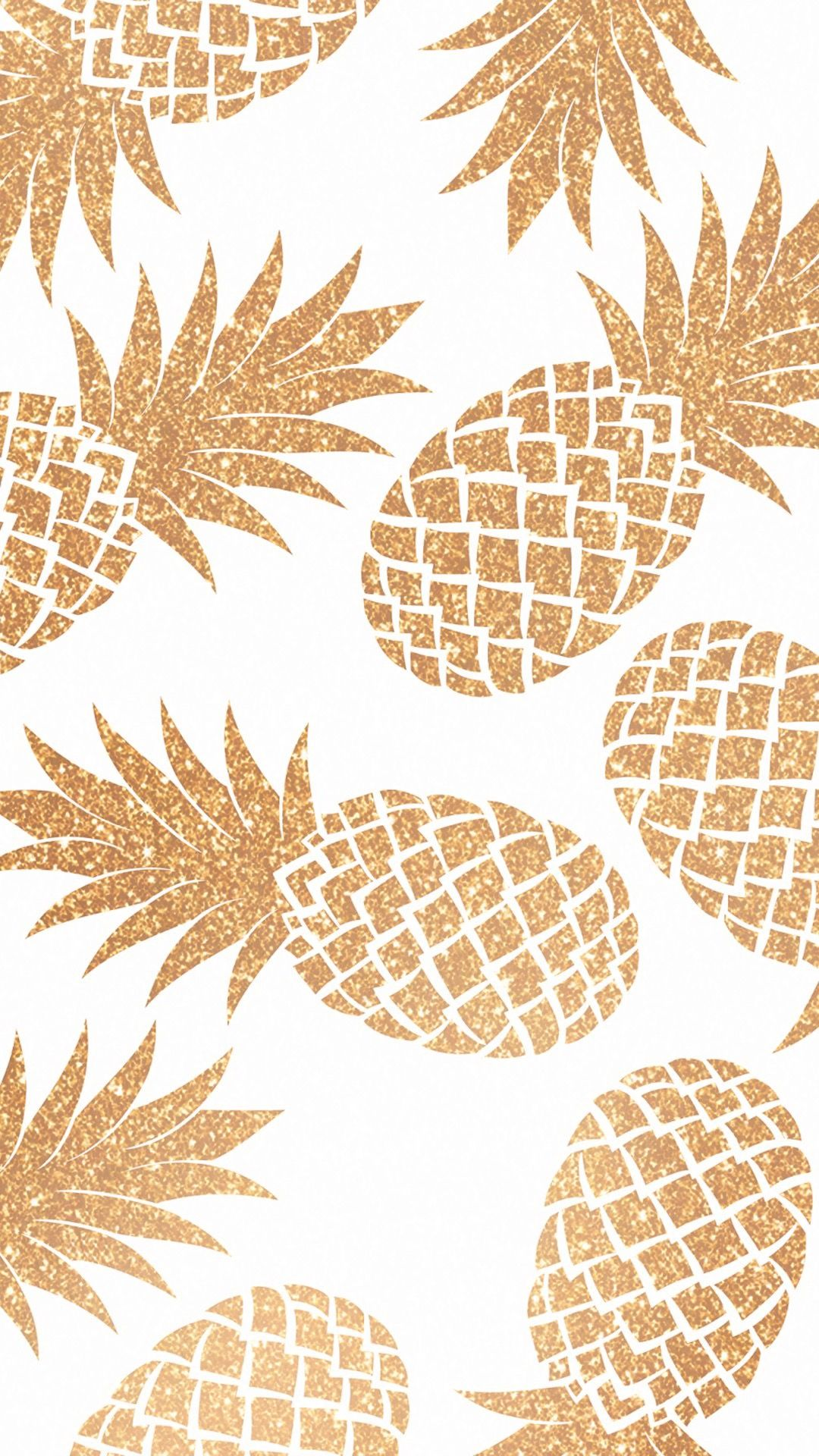 wallpapers iphone Pineapple wallpaper, August