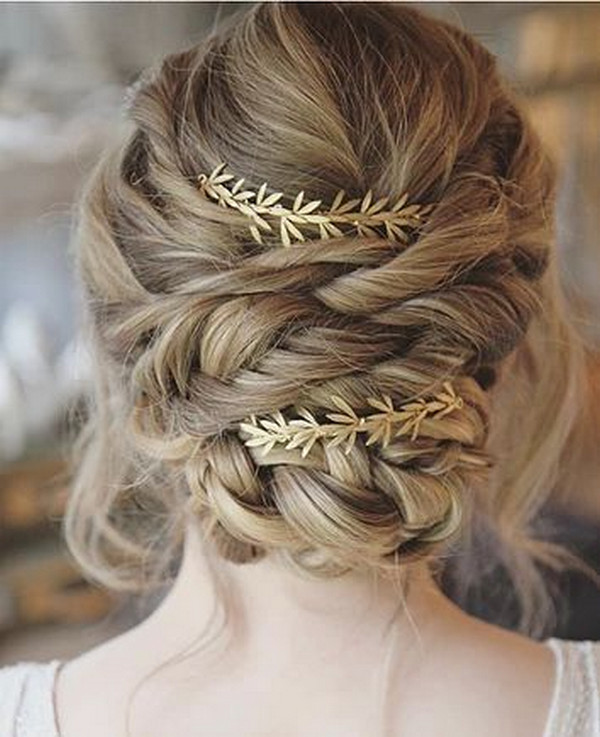 Boho Bridal Hairstyles For Carefree Bride: 16 Effortless Boho Wedding Hairstyles To Fall In Love With