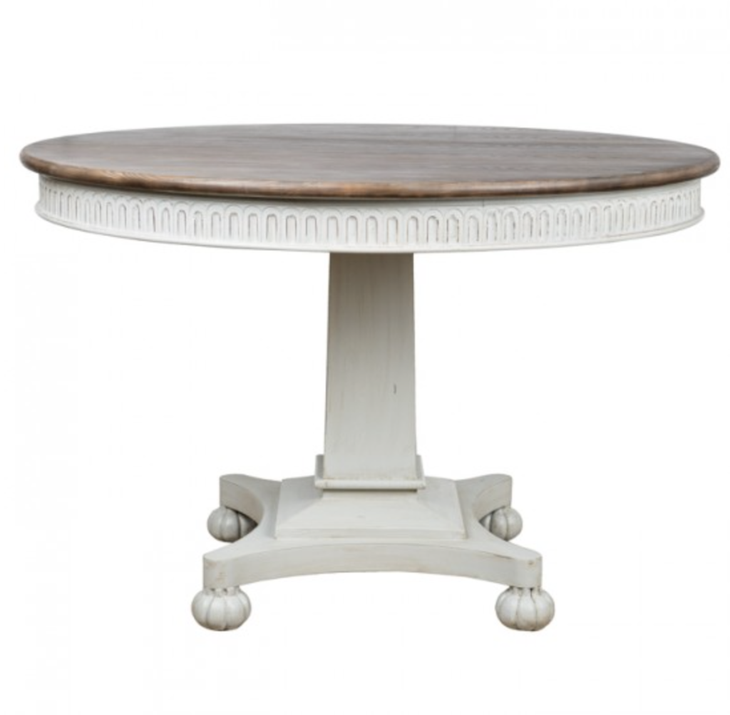 Beauville Round Dining Table India Jane Dining Table Round Dining Table Unusual Furniture