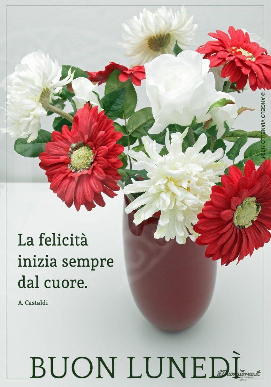 Buon Lunedi Immagine E Frase Sulla Felicita Buon Lunedi