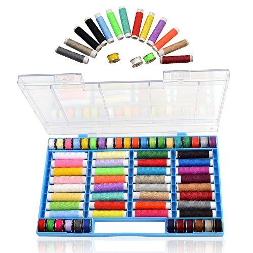 24 Count Allary Thread Poly Assortment Color