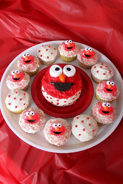 Elmo cake Fun Stuff Pinterest Elmo cake Elmo and Birthdays