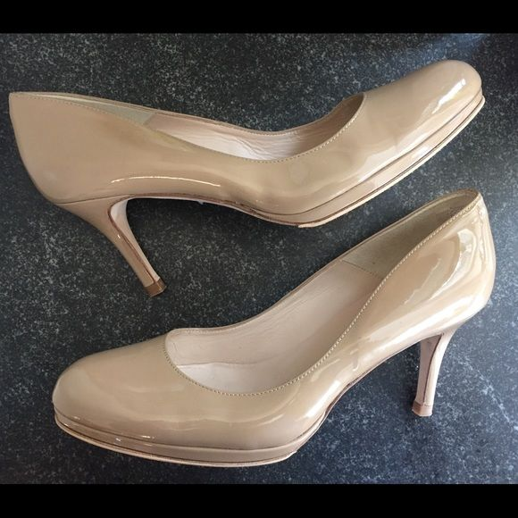 2b9f5837b44 L.K. Bennett Sybila patent leather platform pump Favorite brand of Kate  Middleton! These pumps are