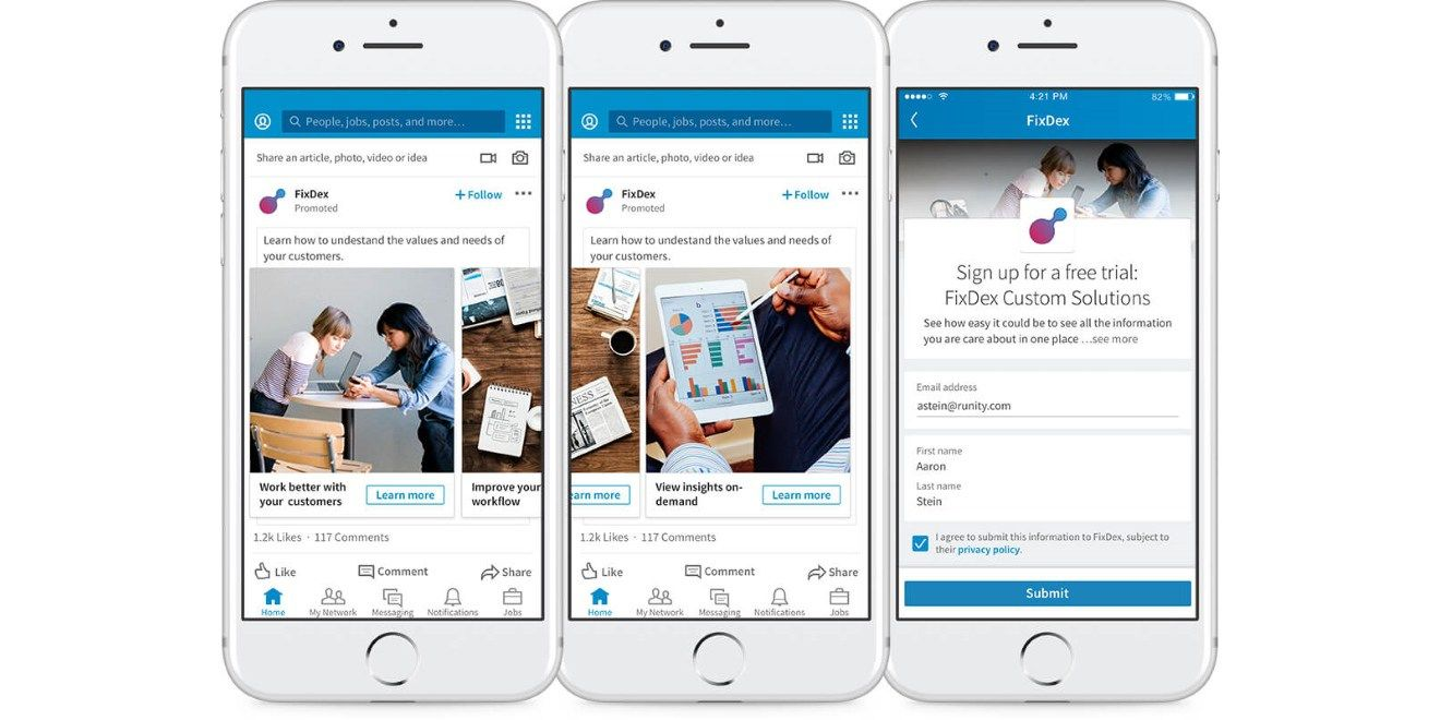 LinkedIn Launches Sponsored Content Carousel Ads Video