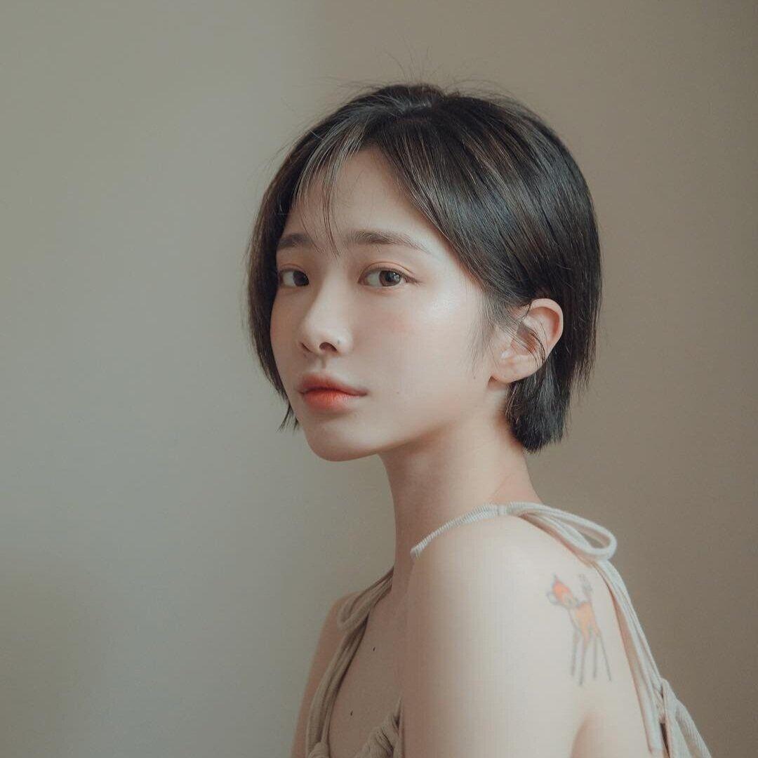 Korean Hair — DuSol Beauty Singapore-BLOG in 12  Short hair