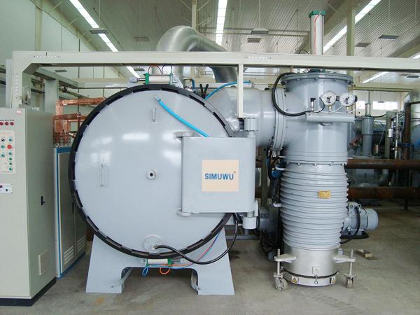 Vacuum Brazing Of Insulation Cup Brazing Industrial Vacuum
