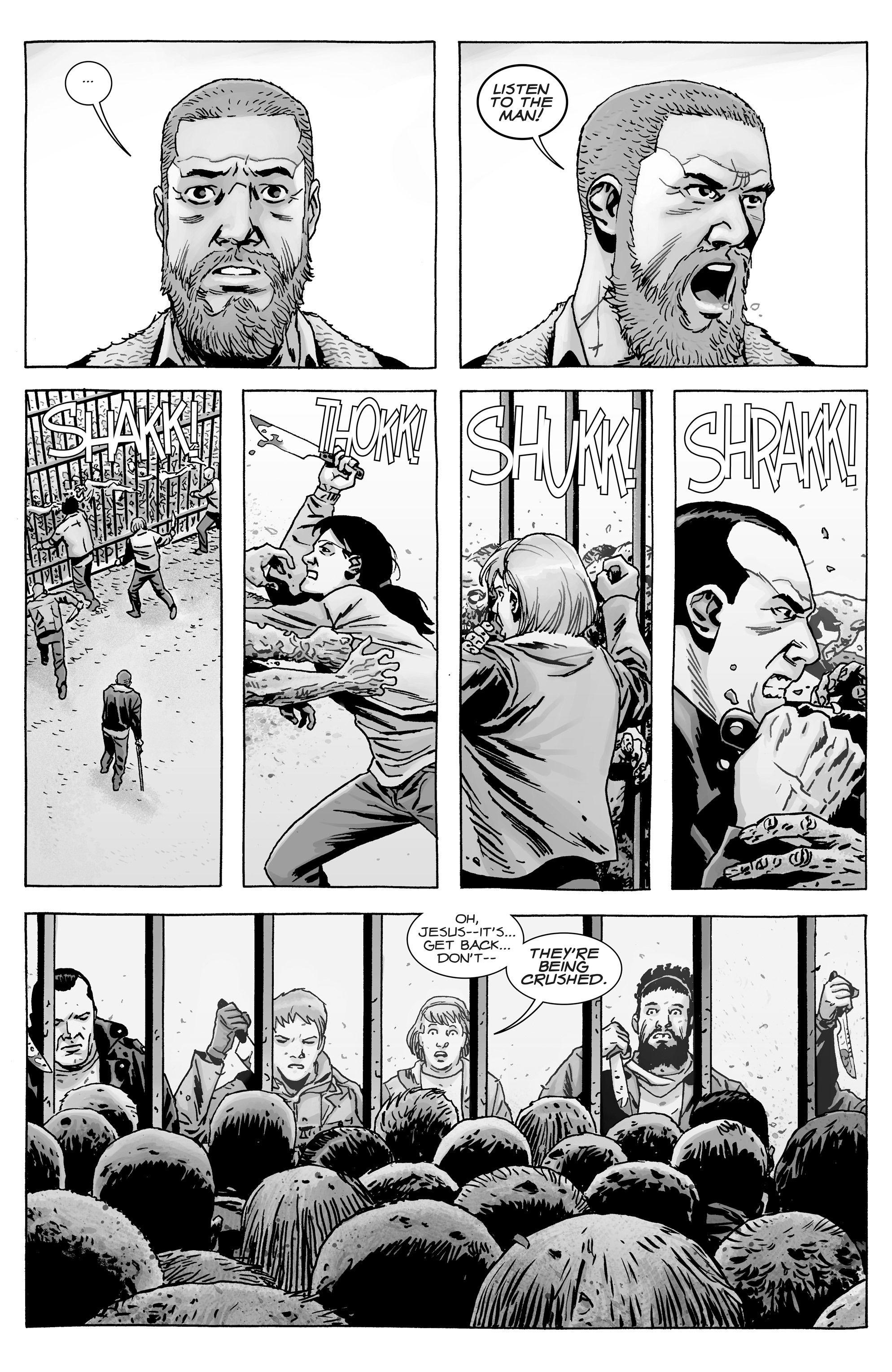 The Walking Dead Issue #163 - Read The Walking Dead Issue