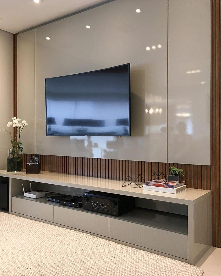 Moderne Einrichtung, Zeitgenössische Inneneinrichtung, Wohnzimmer Modern,  Einrichten Und Wohnen, Tv Panel, Tv Gerät Verzierung, Tv Wanddekor, ...