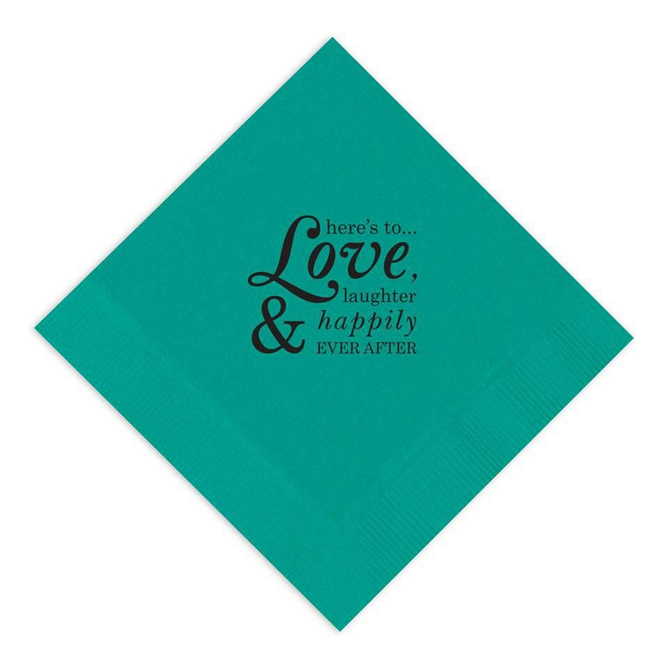 Love this napkin! From exclusively weddings