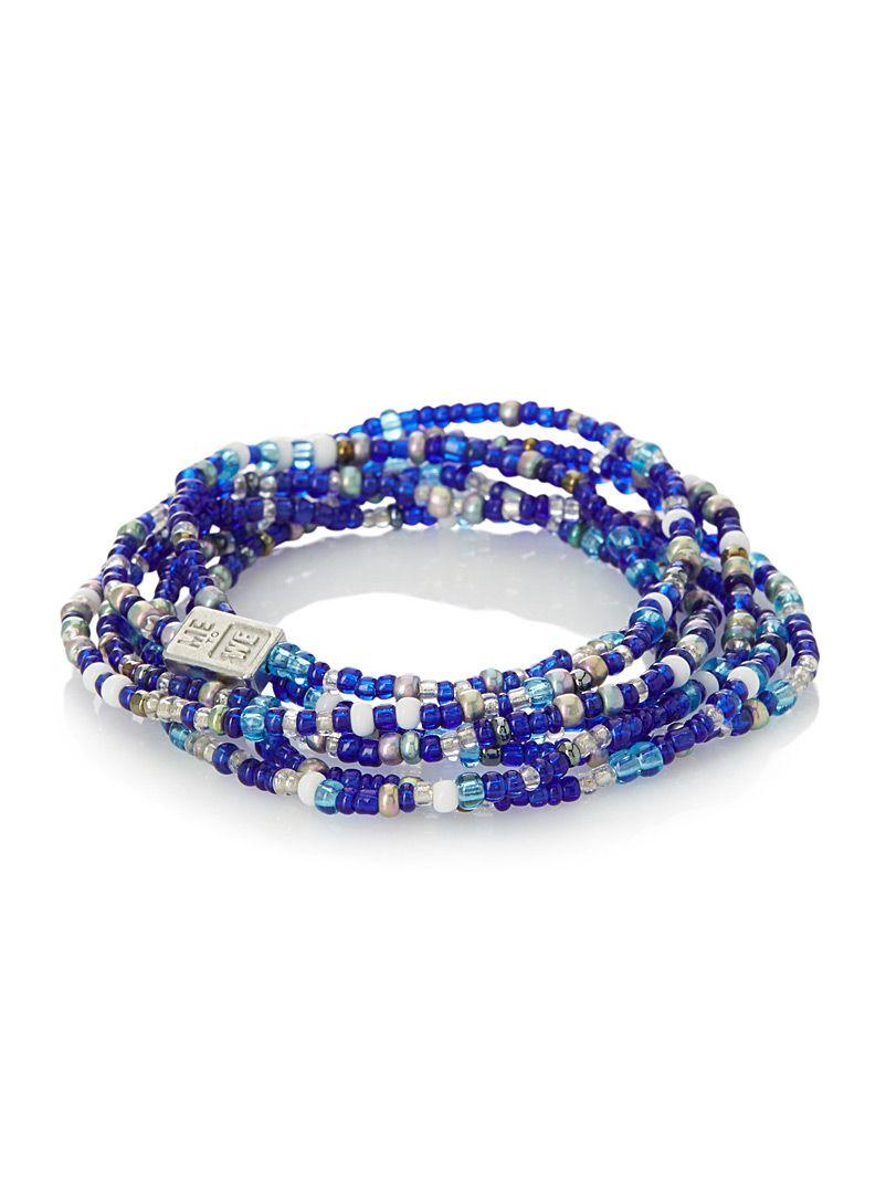 Me To We Colourful bead rafiki bracelet u5D5Dm