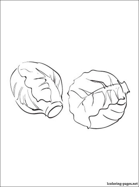 brussel sprouts coloring sheet - Google Search Flannel Boards - fresh coloring pages for fourth of july