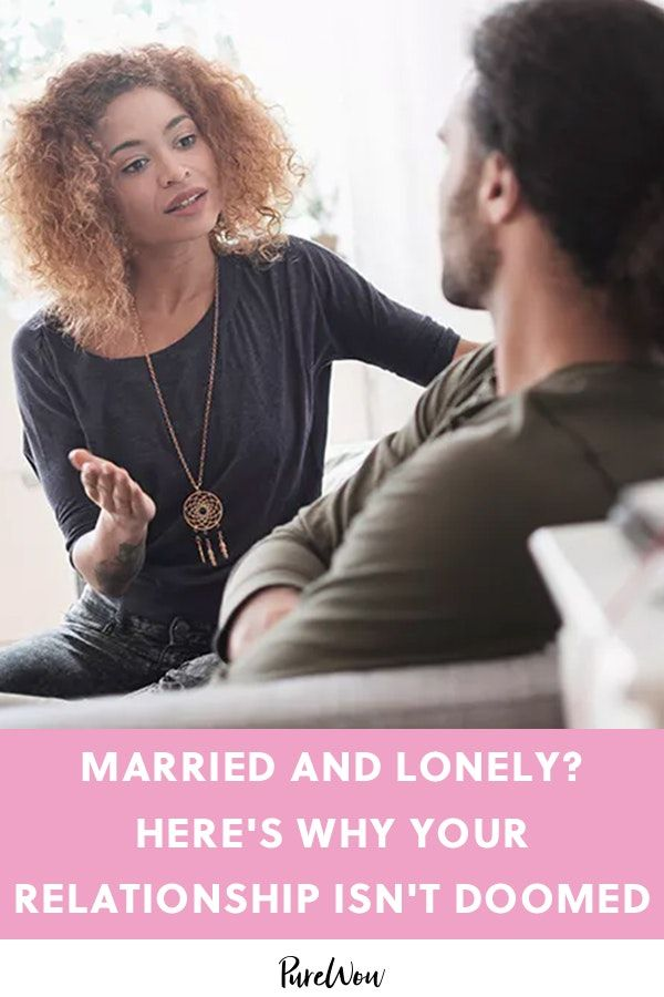 Married and Lonely? Heres Why Your Relationship Isnt Doomed | Relationship, Marriage