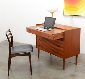Danish-Modern-Teak-MORPHING-Dresser-Chest-Drawers-to-Desk-or-Vanity-Table