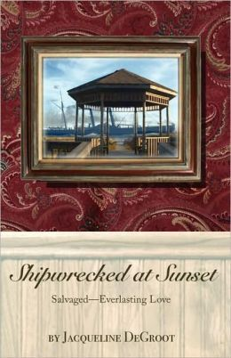 Shipwrecked at Sunset by Jacqueline DeGroot - Islands Art & Books