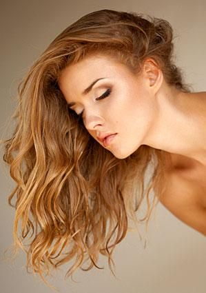 Love caramel colored hair! My hair naturally turns this color in the ...