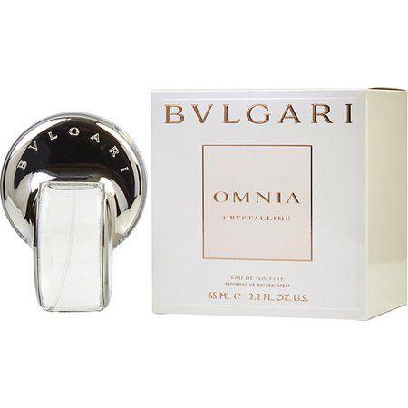 Photo of Bvlgari Omnia Crystalline Eau De Toilette Spray, Perfume For Women, 2.2 Oz