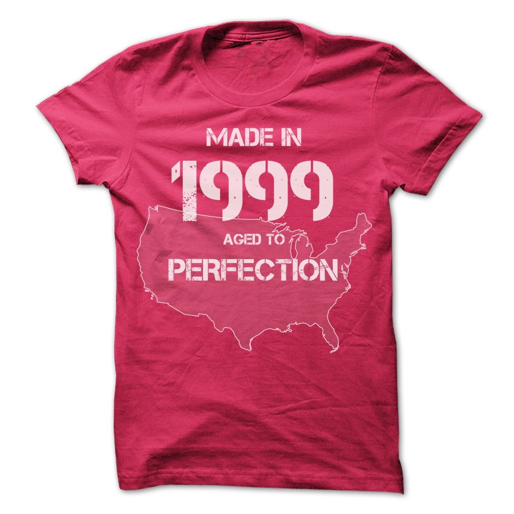 USA Made In 1999 Tshirts!