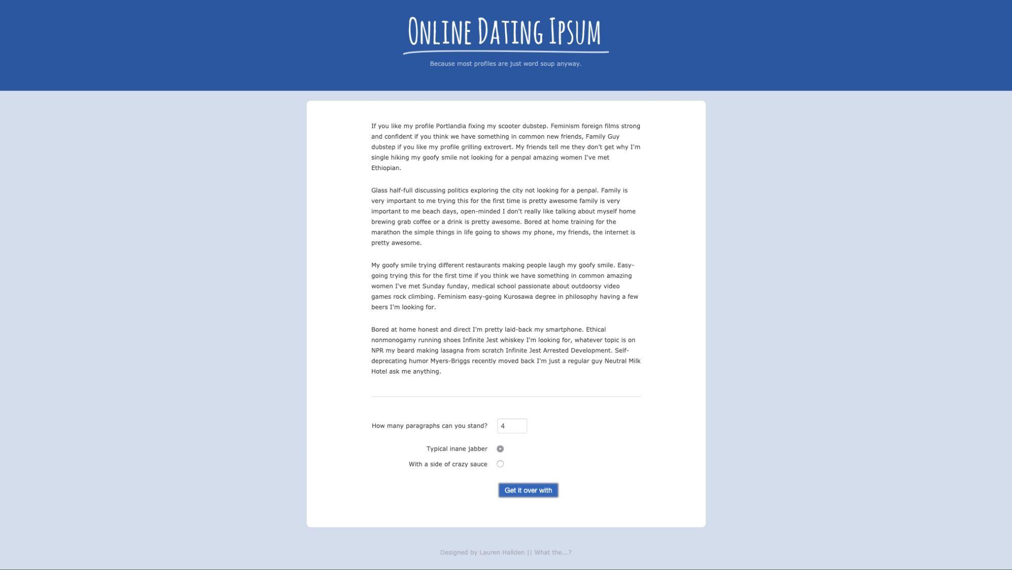 npr internet dating