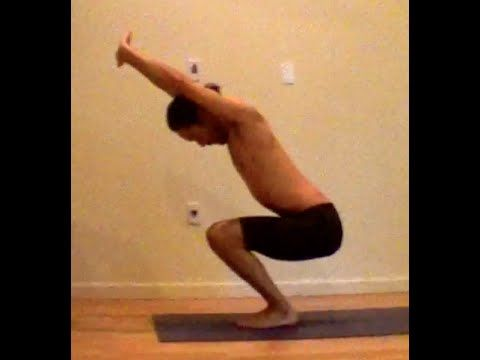 4 krishnamacharya's yoga tadasana basic standing