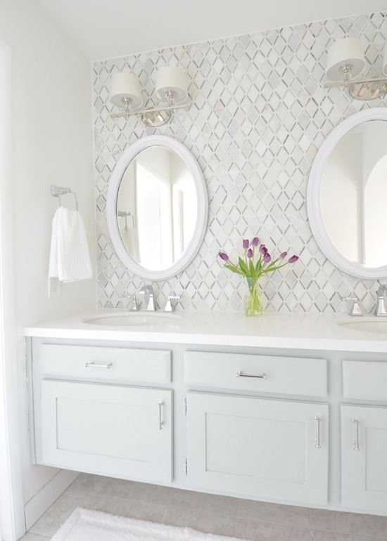 Master Bathroom Vanity Makeover | Centsational Style