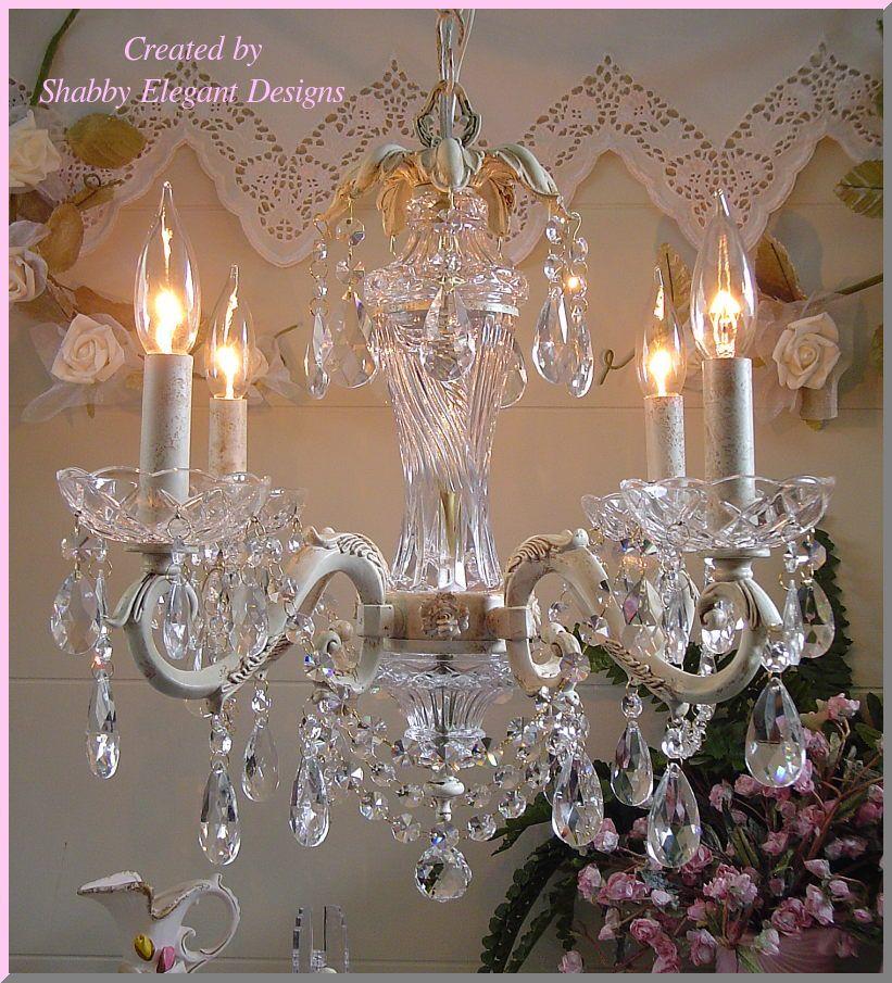 Shabby Elegant Designs Custom Made Lighting How To Make Light Elegant Design Chandelier