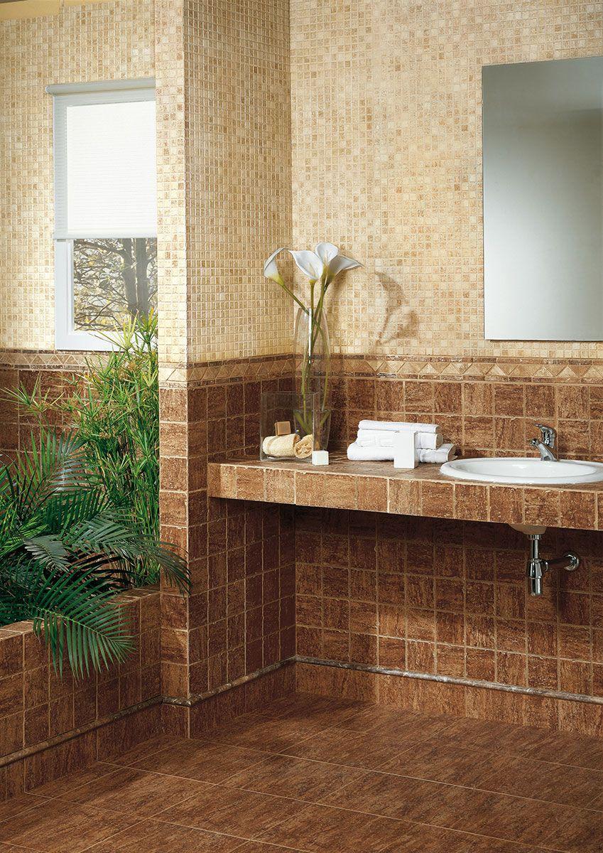 Azulejos para ba os buscar con google bathroom - Azulejos para banos rusticos ...