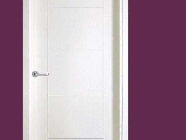Resultado de imagen de puertas proma lacadas en blanco for Precio puertas macizas