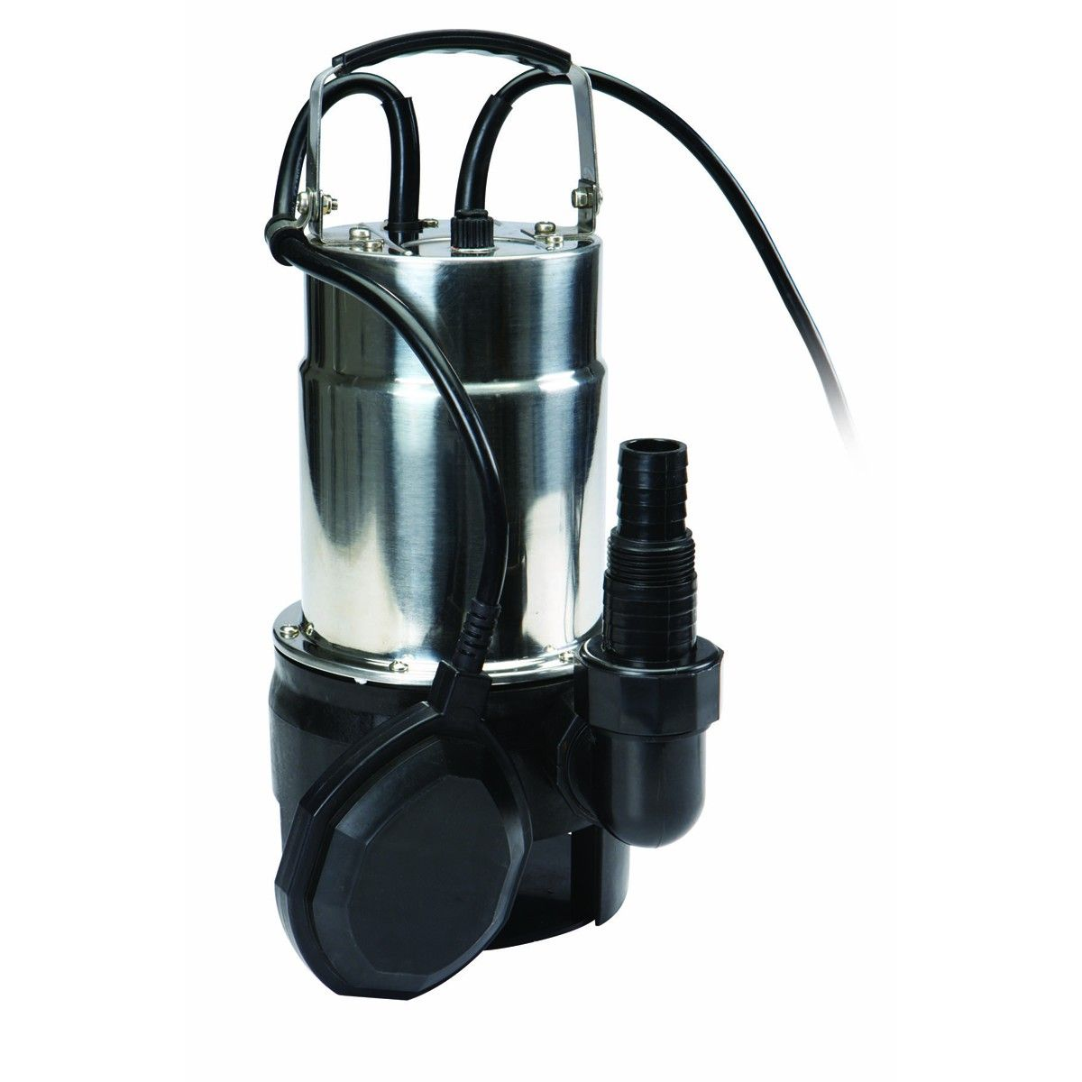 Pacific Hydrostar 69299 3/4 Horsepower Submersible Dirty Water Pump with Float Switch  $54.99