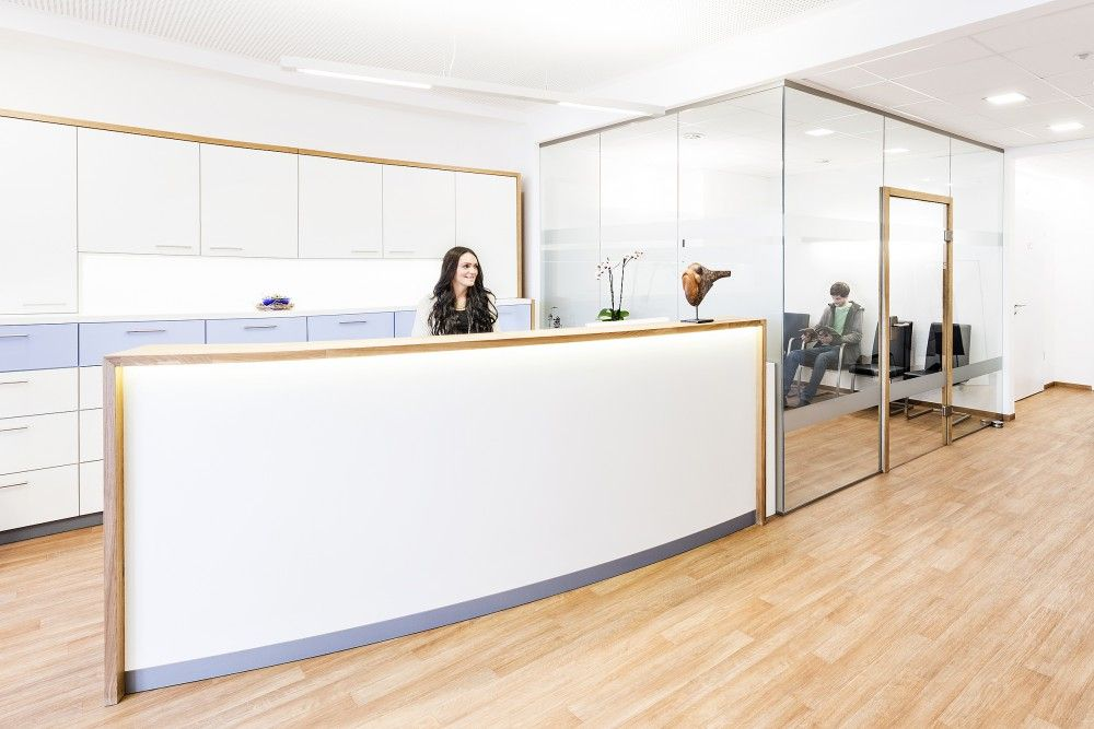 Innenarchitekten Bremen umbauprojekte arztpraxen und zahnarztpraxis modernisieren und